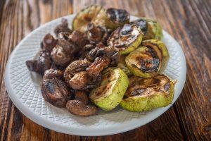 Copycat Panda Express Zucchini & Mushroom Chicken Recipe