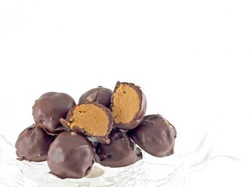 sweet peanut butter balls