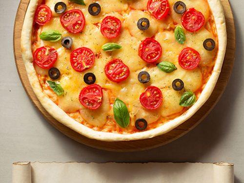 delicious pizza dip