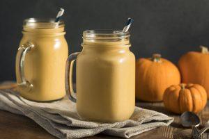 Pumpkin Cheesecake Breakfast Smoothie Recipe