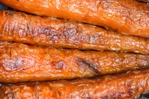 Roasted Carrots with Honey Butter Recipe