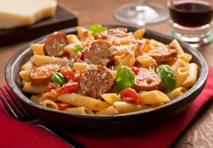 Sausage and Pepper Pasta Recipe