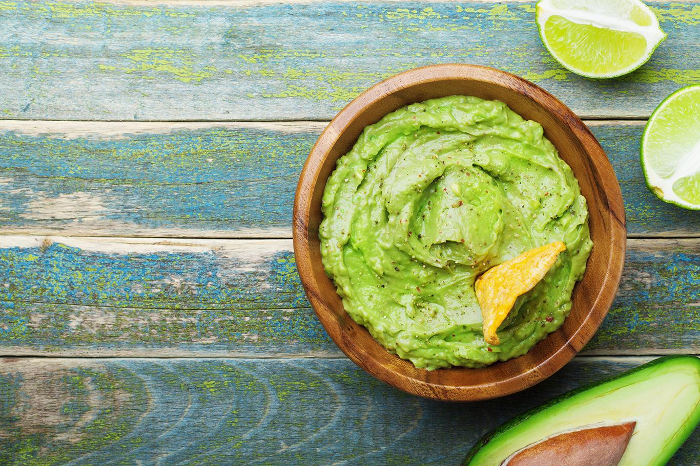 Seasoned Guacamole Recipe