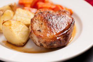 Sheet-Pan Pork Chops Apple Dinner Recipe