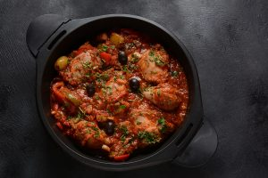 Slow Cooker Chicken Cacciatore With Potatoes Recipe
