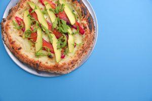 Smoked Salmon and Avocado Pizza Recipe