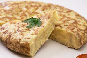 Spanish Potato Omelette (Spanish Tortilla) Recipe