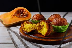 Spiced Butternut Squash Muffins Recipe