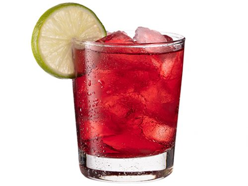 tangy cranberry cocktail