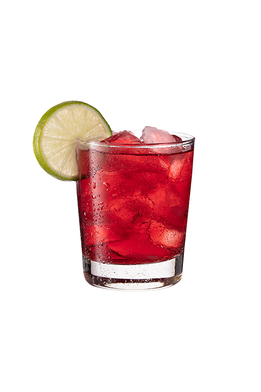 Summer Cranberry Cocktail Recipe