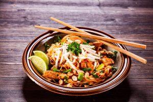Thai Peanut Sesame Noodles Recipe