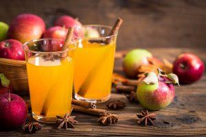 Wassail (Warm Autumn Punch) Recipe