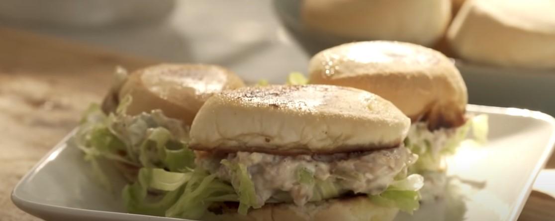 rice a roni chicken salad sandwiches recipe