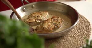 15-Minute Herbed Chicken Recipe