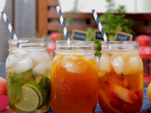 mexican iced tea recipe