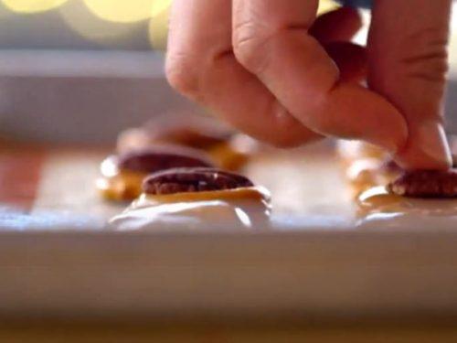 turtle pretzels recipe