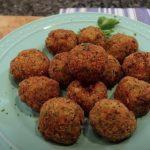 zucchini meatballs recipe