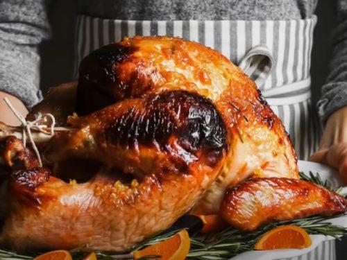 brined thanksgiving turkey recipe