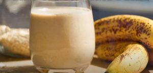 Blueberry Banana Oatmeal Smoothie Recipe