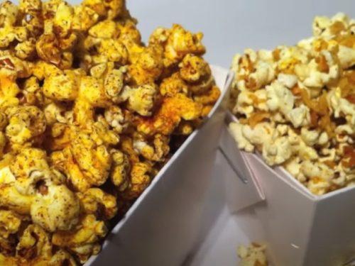 spicy italian popcorn recipe