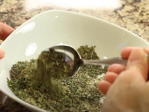 homemade italian seasoning recipe