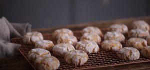 amaretti almonds recipe
