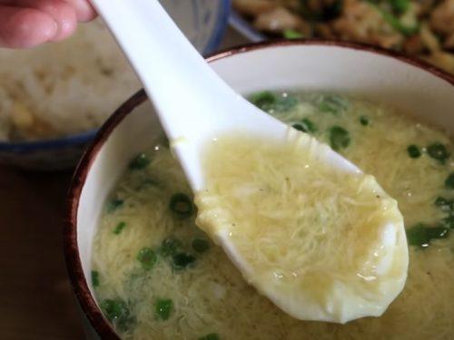 deluxe egg drop soup recipe