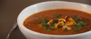 Shellfish Stew with Chorizo and Rouille Recipe