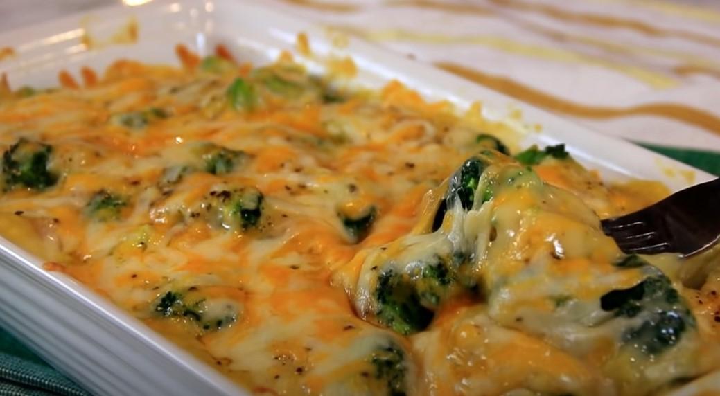 double cheese casserole recipe