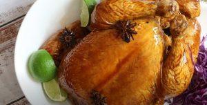 Anise Wine Chicken Recipe