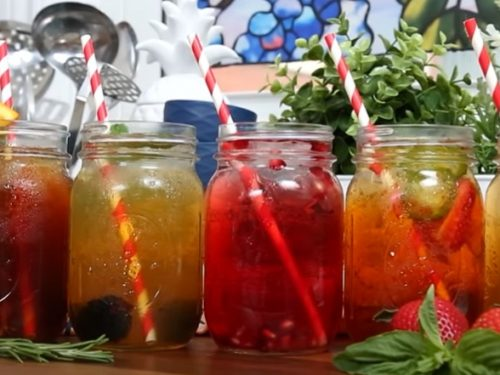 spiced ginseng iced tea recipe