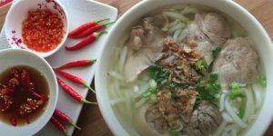 Vietnamese Pork-and-Noodle Soup Recipe