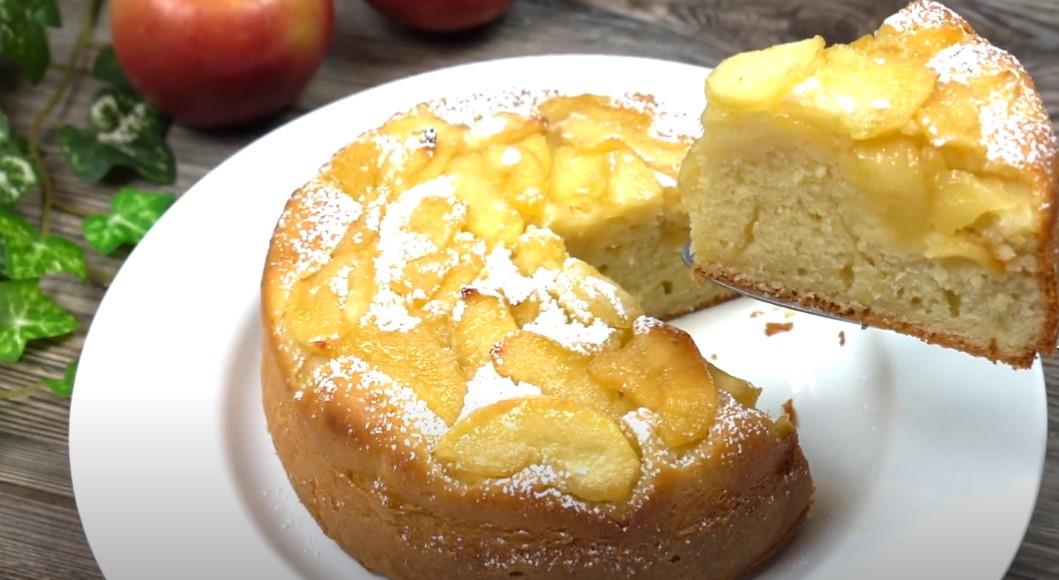 simple apple cake recipe