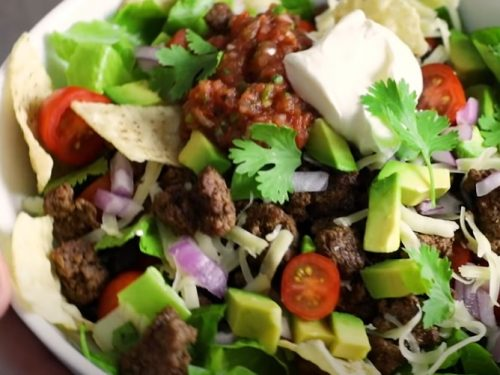 simple taco salad recipe