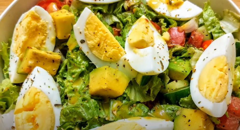 avocado egg salad recipe