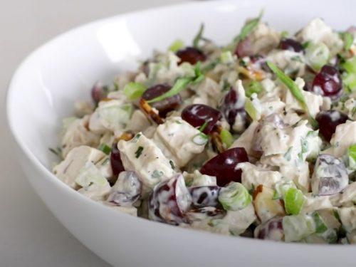 chicken salad my way recipe
