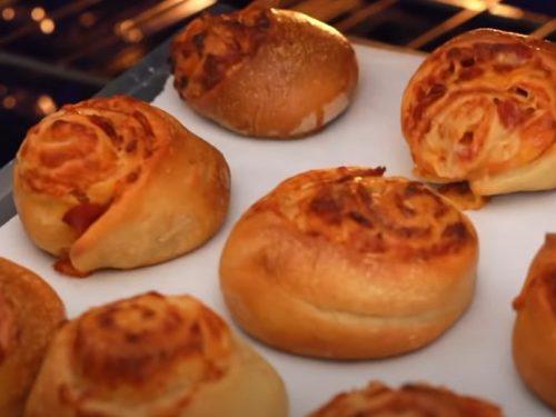 pepperoni rolls recipe