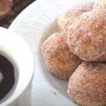 mini frosted cinnamon donut muffins recipe