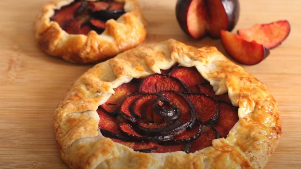 plum galette recipe