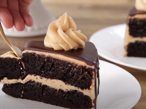 peanut butter chocolate butter cake recipe