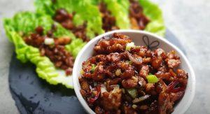 Asian Chicken Salad Cups Recipe