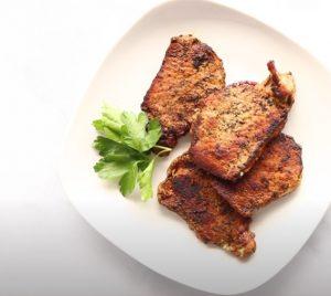 Tender Juicy Crockpot Pork Chops Recipe