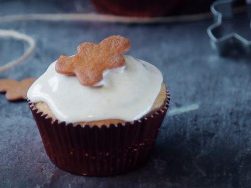 gingerbread doughnut muffins recipe