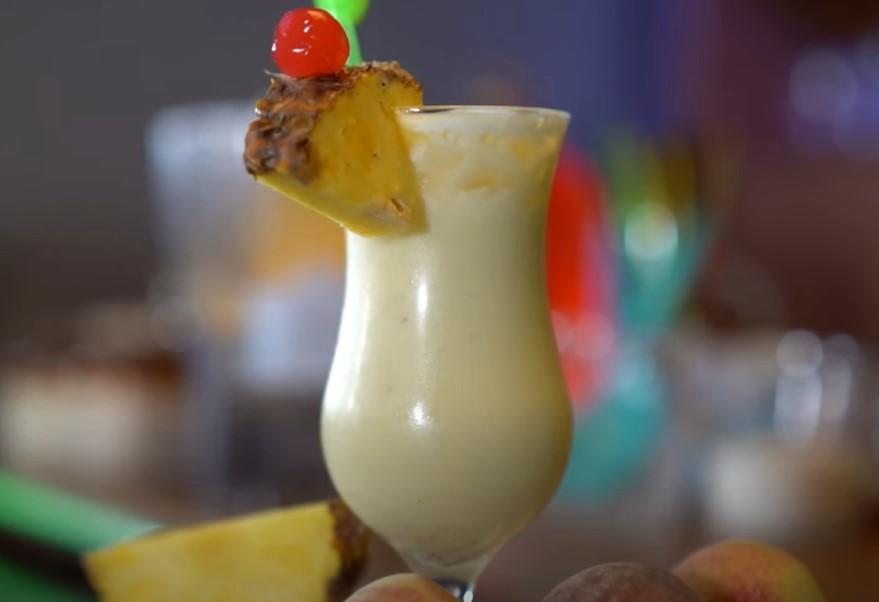 peach pineapple smoothie recipe