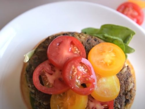 houston's veggie burger recipe