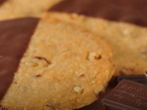 pecan shortbread cookies recipe