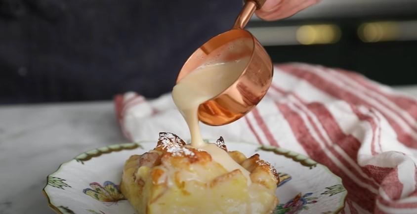 pina colada bread pudding recipe