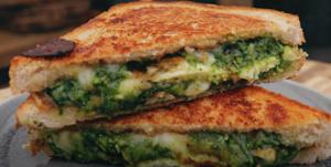Pesto Grilled Chicken Sandwich Recipe