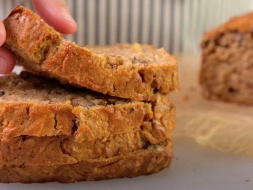 warm apple bread recipe