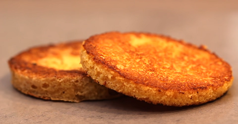 90-second keto bread in a mug recipe